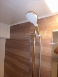 大型シャワーヘッド(風呂)