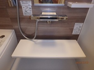 混合栓・浴槽台(風呂)